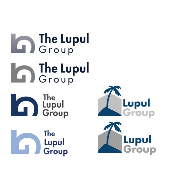 Logo Design by Daniel Bryant - Entry No. 196 in the Logo Design Contest Logo Design for: The Lupul Group.
