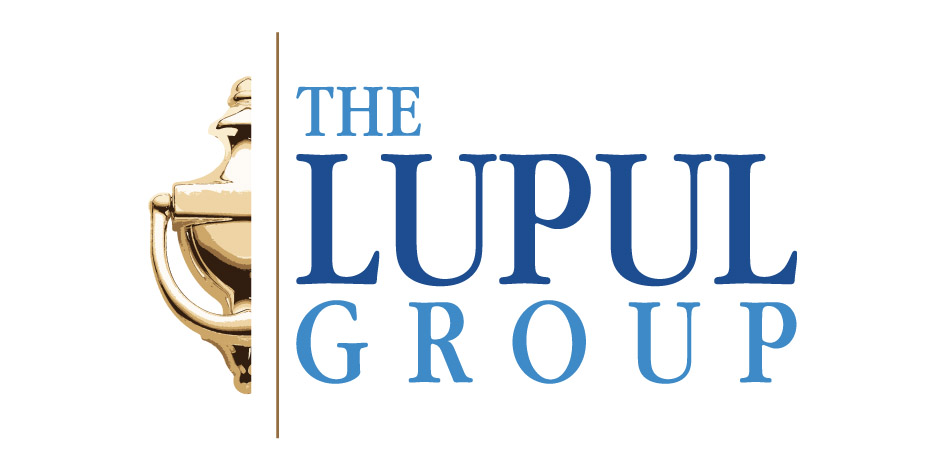 Logo Design by marikisoti - Entry No. 199 in the Logo Design Contest Logo Design for: The Lupul Group.