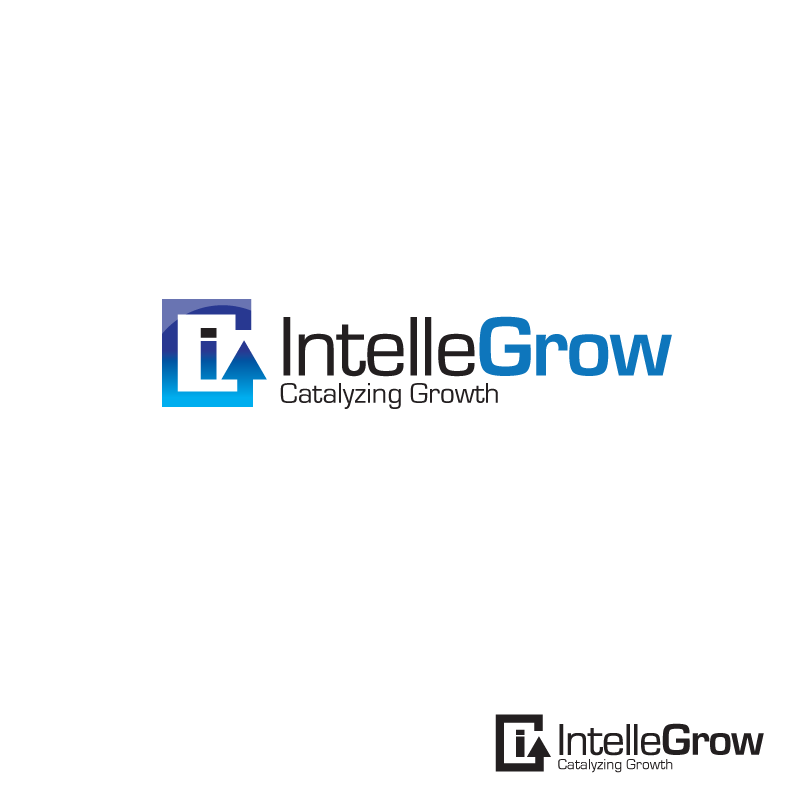 Logo Design by storm - Entry No. 103 in the Logo Design Contest Logo Design Needed for Exciting New Company IntelleGrow Finance Pvt. Ltd..