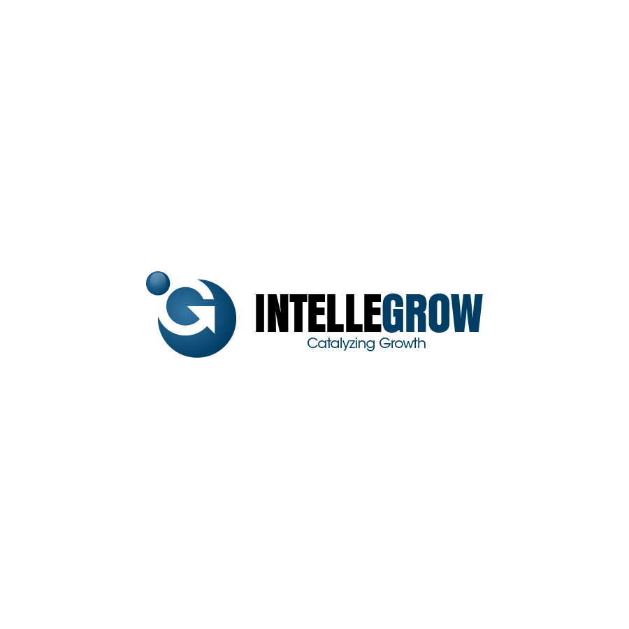 Logo Design by zesthar - Entry No. 106 in the Logo Design Contest Logo Design Needed for Exciting New Company IntelleGrow Finance Pvt. Ltd..