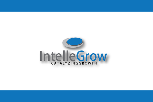 Logo Design by Jastinejay Manliguez - Entry No. 108 in the Logo Design Contest Logo Design Needed for Exciting New Company IntelleGrow Finance Pvt. Ltd..