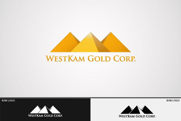 Logo Design by Private User - Entry No. 58 in the Logo Design Contest New Logo Design for WestKam Gold Corp..