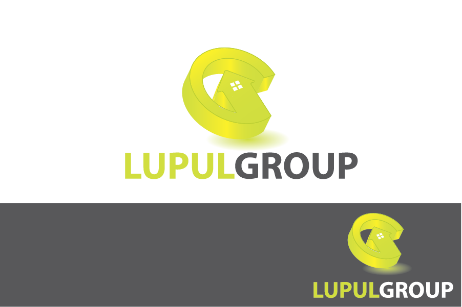 Logo Design by Moin Javed - Entry No. 217 in the Logo Design Contest Logo Design for: The Lupul Group.