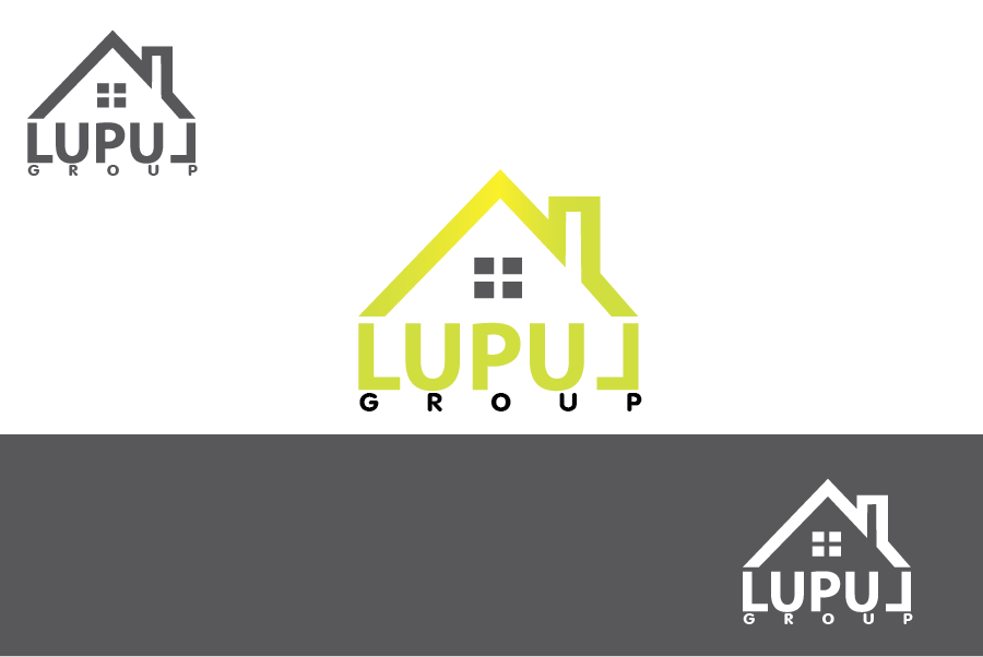 Logo Design by Moin Javed - Entry No. 220 in the Logo Design Contest Logo Design for: The Lupul Group.