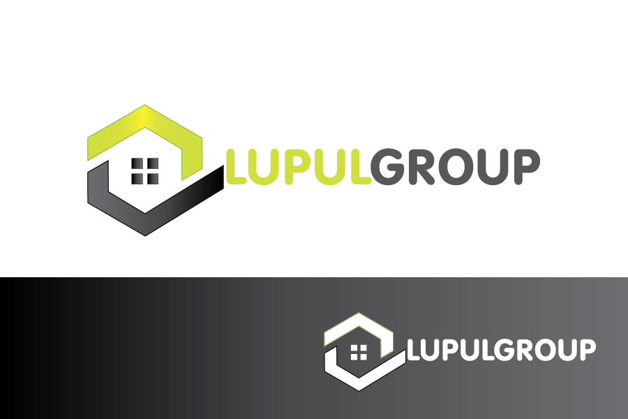 Logo Design by Moin Javed - Entry No. 222 in the Logo Design Contest Logo Design for: The Lupul Group.