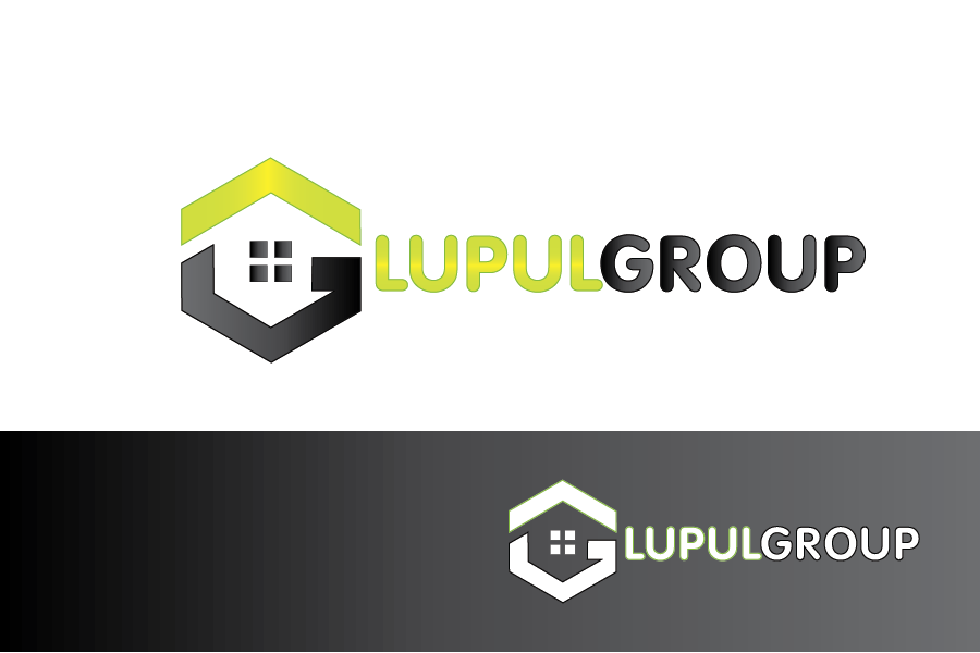 Logo Design by Moin Javed - Entry No. 223 in the Logo Design Contest Logo Design for: The Lupul Group.
