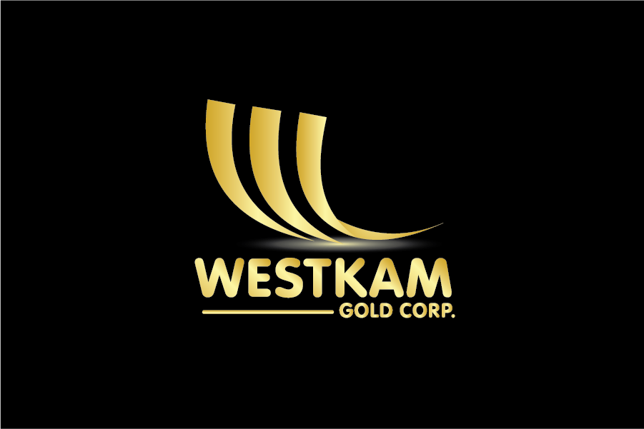 Logo Design by Moin Javed - Entry No. 65 in the Logo Design Contest New Logo Design for WestKam Gold Corp..