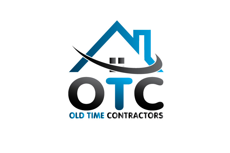Logo Design by Moin Javed - Entry No. 24 in the Logo Design Contest Old Time Contractors, Inc. (new brand:  OTC, Inc.) Logo Design.