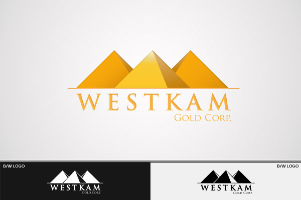Logo Design by Private User - Entry No. 70 in the Logo Design Contest New Logo Design for WestKam Gold Corp..