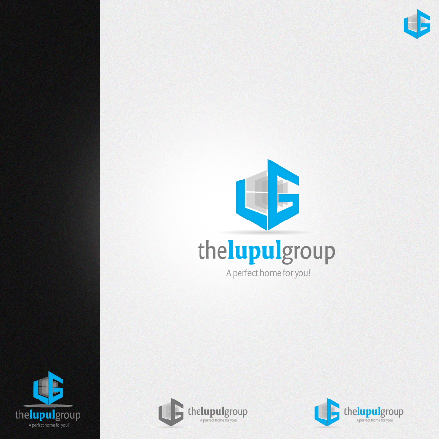 Logo Design by rockpinoy - Entry No. 235 in the Logo Design Contest Logo Design for: The Lupul Group.