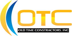 Logo Design by Jastinejay Manliguez - Entry No. 31 in the Logo Design Contest Old Time Contractors, Inc. (new brand:  OTC, Inc.) Logo Design.