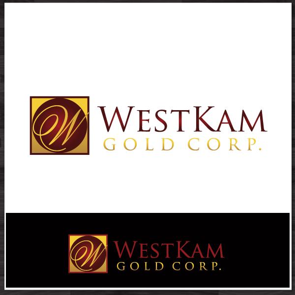 Logo Design by Dafinka Kitanova - Entry No. 74 in the Logo Design Contest New Logo Design for WestKam Gold Corp..