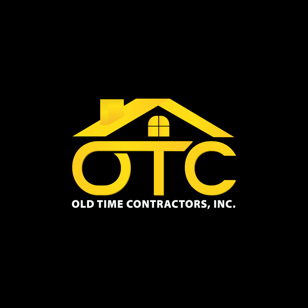 Logo Design by rockin - Entry No. 34 in the Logo Design Contest Old Time Contractors, Inc. (new brand:  OTC, Inc.) Logo Design.