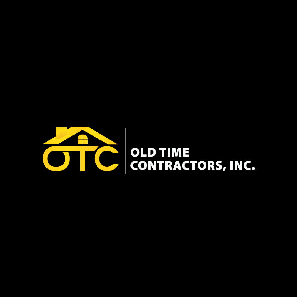Logo Design by rockin - Entry No. 35 in the Logo Design Contest Old Time Contractors, Inc. (new brand:  OTC, Inc.) Logo Design.