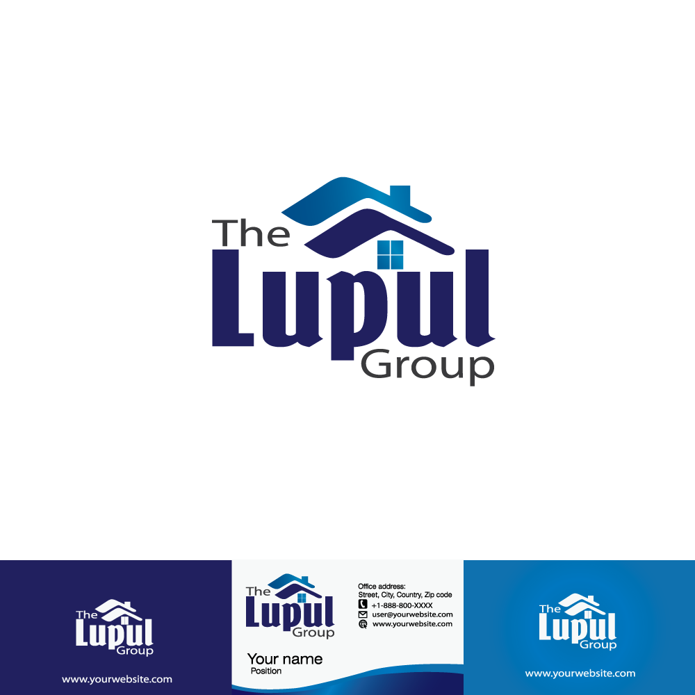 Logo Design by rockin - Entry No. 243 in the Logo Design Contest Logo Design for: The Lupul Group.