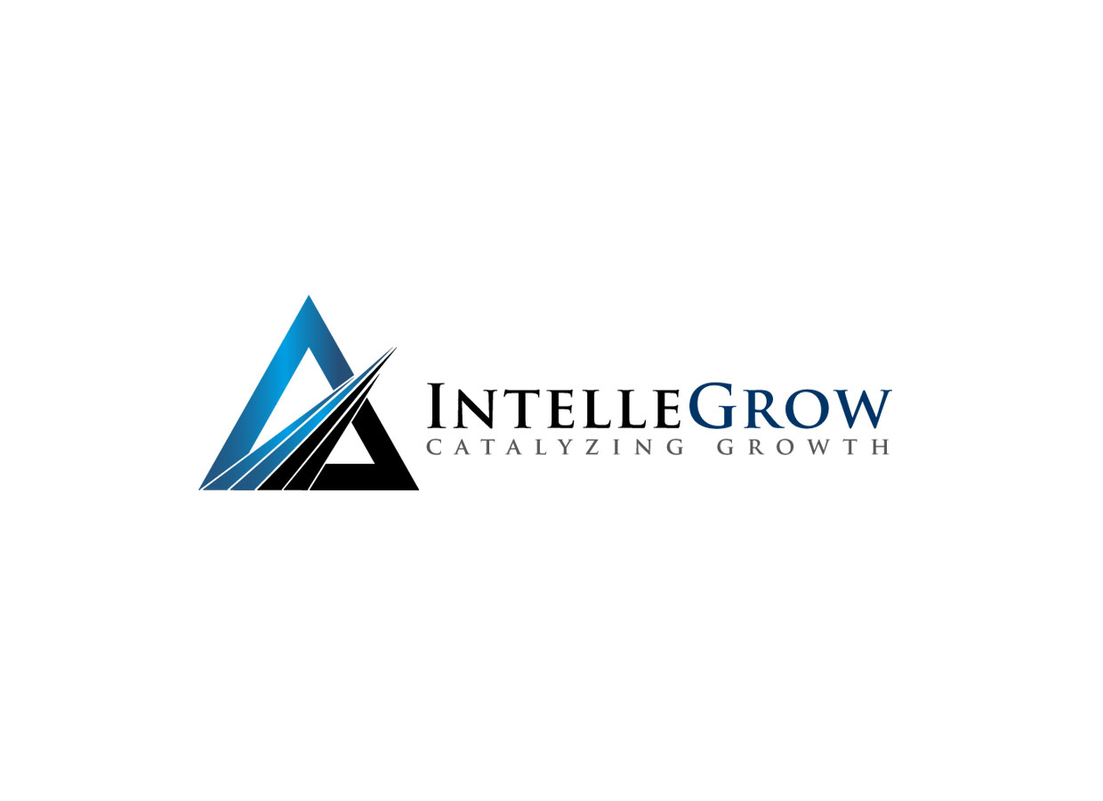 Logo Design by pixdesign - Entry No. 131 in the Logo Design Contest Logo Design Needed for Exciting New Company IntelleGrow Finance Pvt. Ltd..