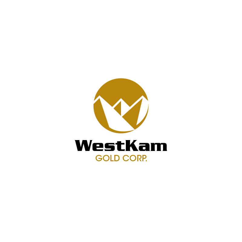 Logo Design by zesthar - Entry No. 76 in the Logo Design Contest New Logo Design for WestKam Gold Corp..