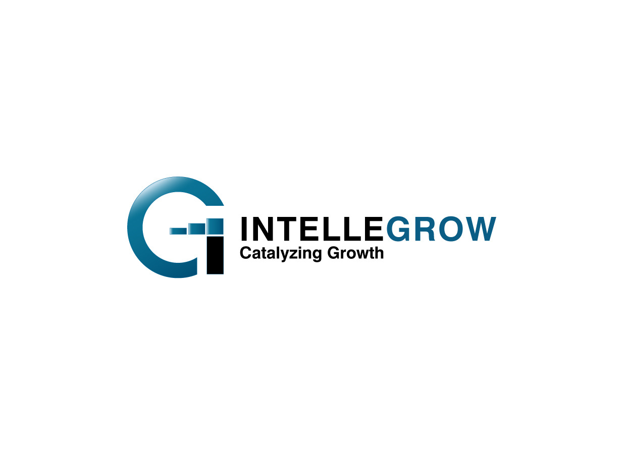 Logo Design by pixdesign - Entry No. 140 in the Logo Design Contest Logo Design Needed for Exciting New Company IntelleGrow Finance Pvt. Ltd..