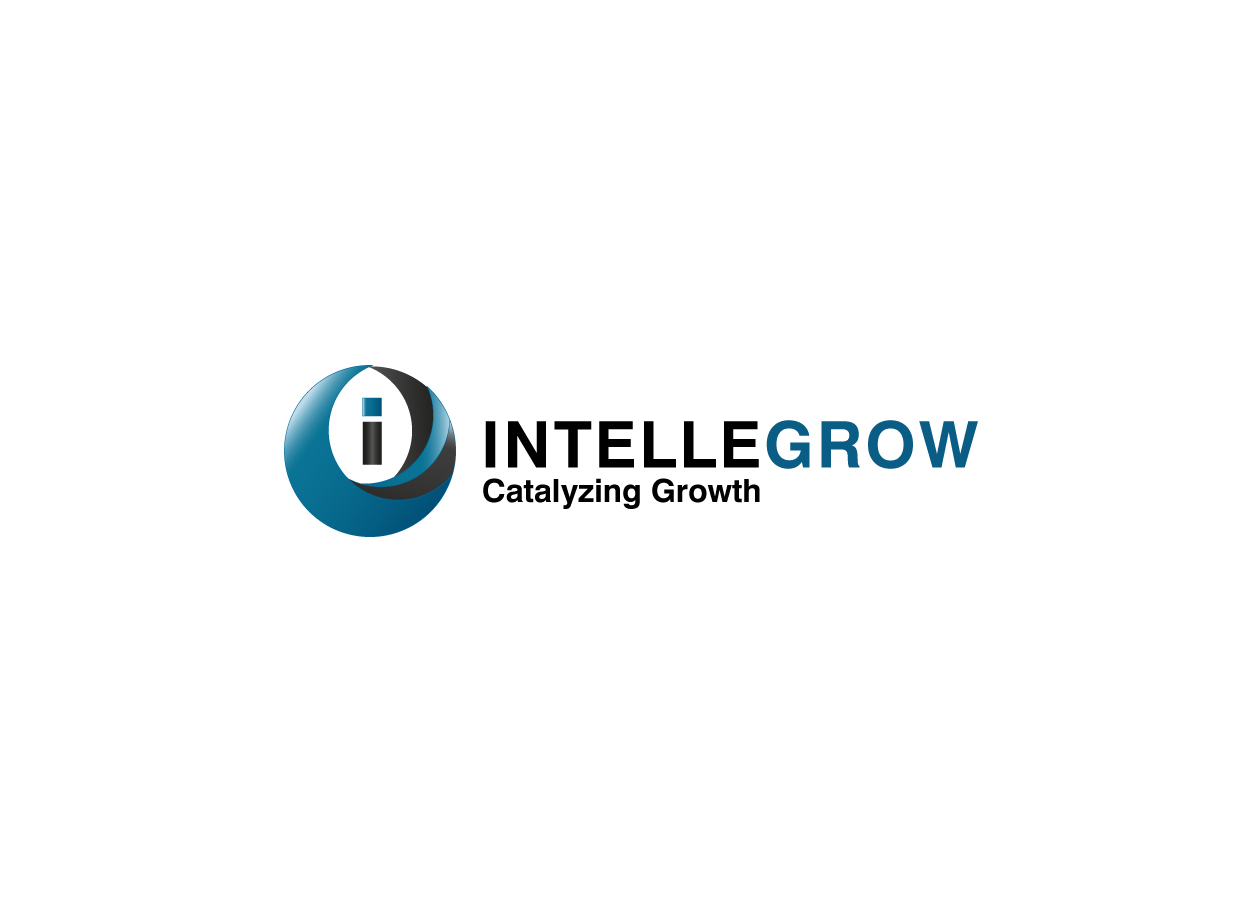 Logo Design by pixdesign - Entry No. 141 in the Logo Design Contest Logo Design Needed for Exciting New Company IntelleGrow Finance Pvt. Ltd..