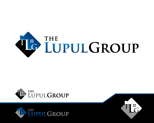 Logo Design by mazalix - Entry No. 250 in the Logo Design Contest Logo Design for: The Lupul Group.