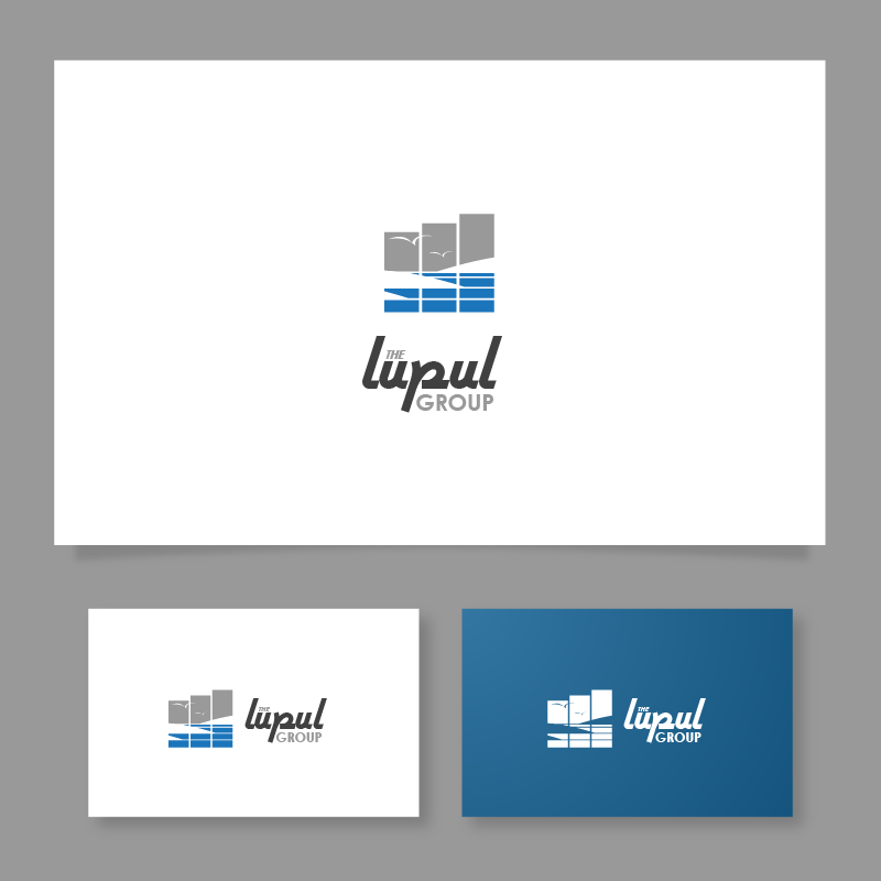 Logo Design by zesthar - Entry No. 252 in the Logo Design Contest Logo Design for: The Lupul Group.