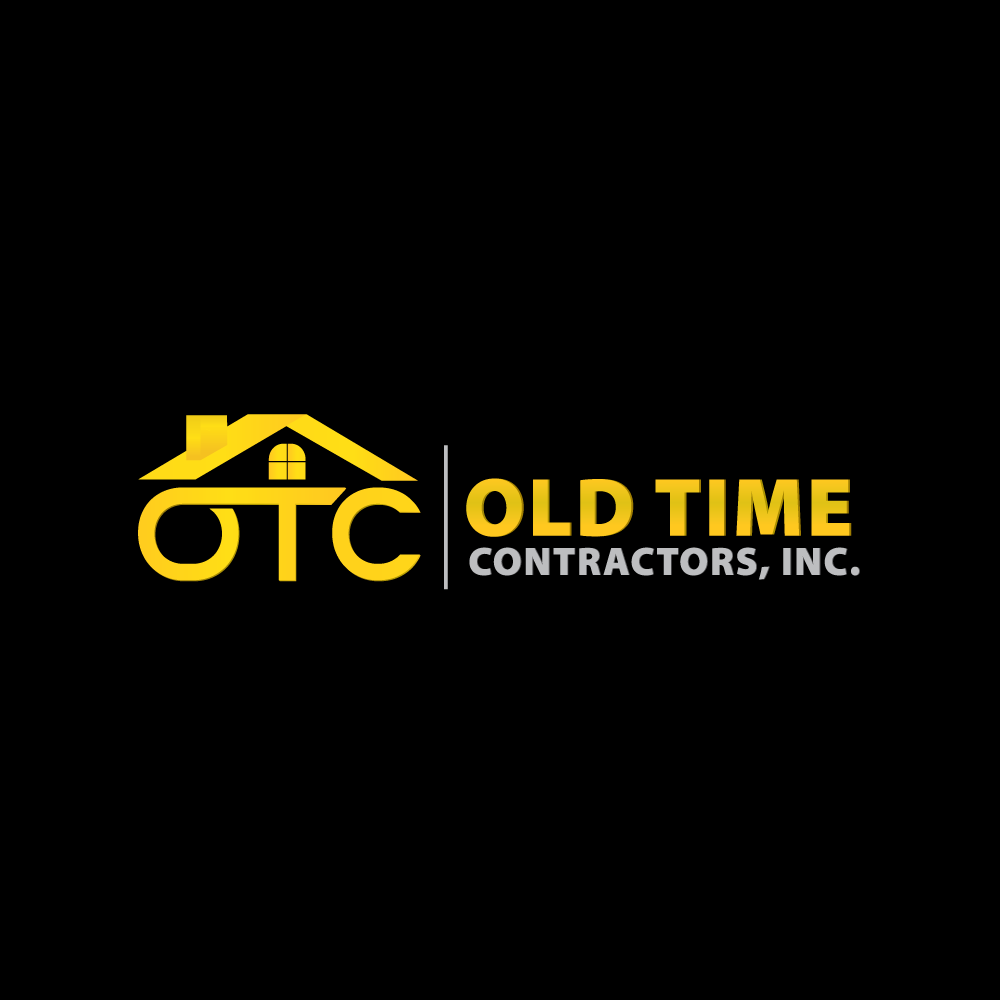 Logo Design by rockin - Entry No. 45 in the Logo Design Contest Old Time Contractors, Inc. (new brand:  OTC, Inc.) Logo Design.