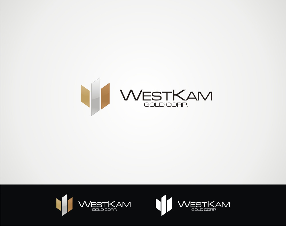 Logo Design by Private User - Entry No. 82 in the Logo Design Contest New Logo Design for WestKam Gold Corp..
