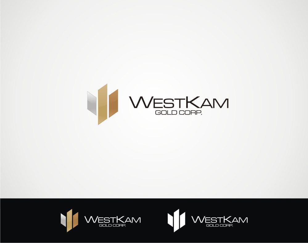 Logo Design by Private User - Entry No. 83 in the Logo Design Contest New Logo Design for WestKam Gold Corp..