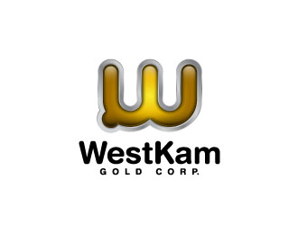 Logo Design by bazinga - Entry No. 85 in the Logo Design Contest New Logo Design for WestKam Gold Corp..