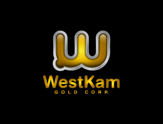 Logo Design by bazinga - Entry No. 86 in the Logo Design Contest New Logo Design for WestKam Gold Corp..