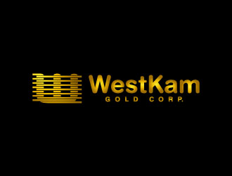Logo Design by bazinga - Entry No. 87 in the Logo Design Contest New Logo Design for WestKam Gold Corp..