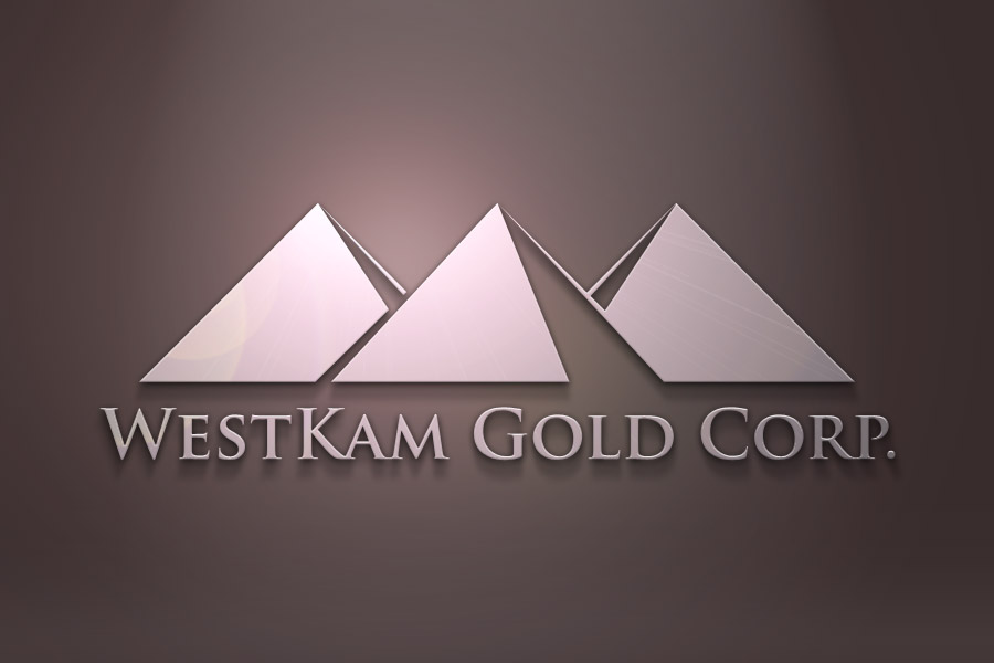 Logo Design by Private User - Entry No. 88 in the Logo Design Contest New Logo Design for WestKam Gold Corp..