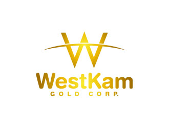 Logo Design by bazinga - Entry No. 89 in the Logo Design Contest New Logo Design for WestKam Gold Corp..