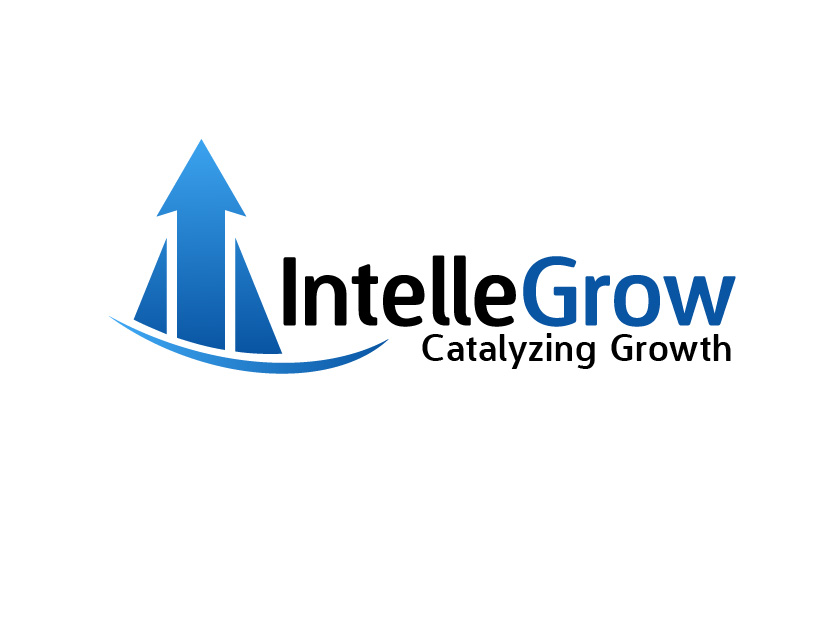 Logo Design by Private User - Entry No. 146 in the Logo Design Contest Logo Design Needed for Exciting New Company IntelleGrow Finance Pvt. Ltd..