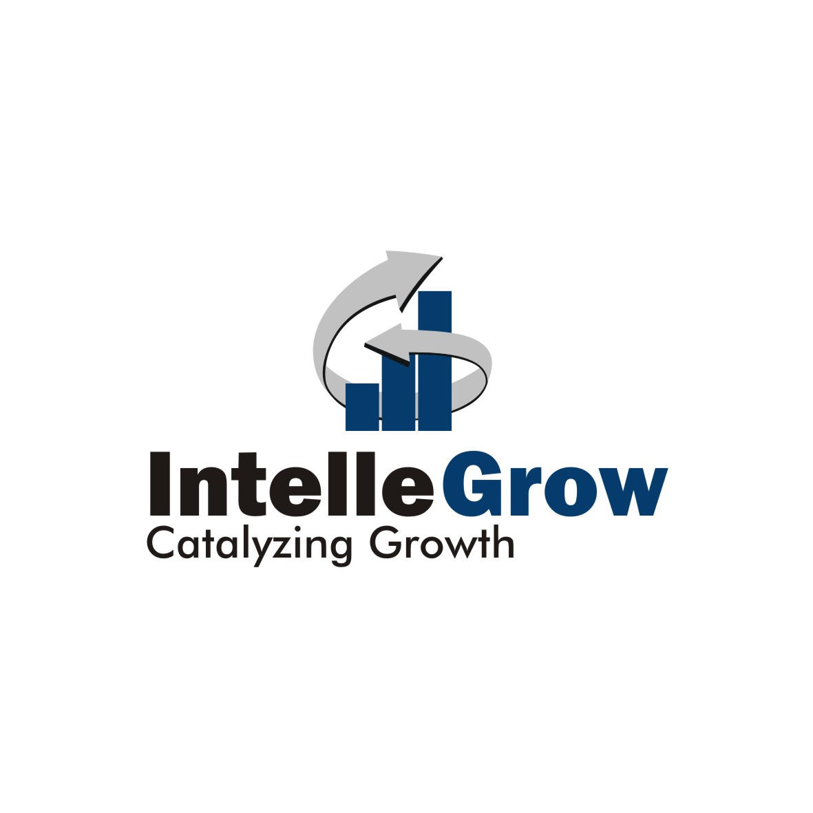 Logo Design by arteo_design - Entry No. 148 in the Logo Design Contest Logo Design Needed for Exciting New Company IntelleGrow Finance Pvt. Ltd..