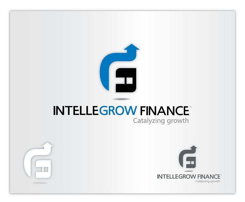 Logo Design by kowreck - Entry No. 150 in the Logo Design Contest Logo Design Needed for Exciting New Company IntelleGrow Finance Pvt. Ltd..