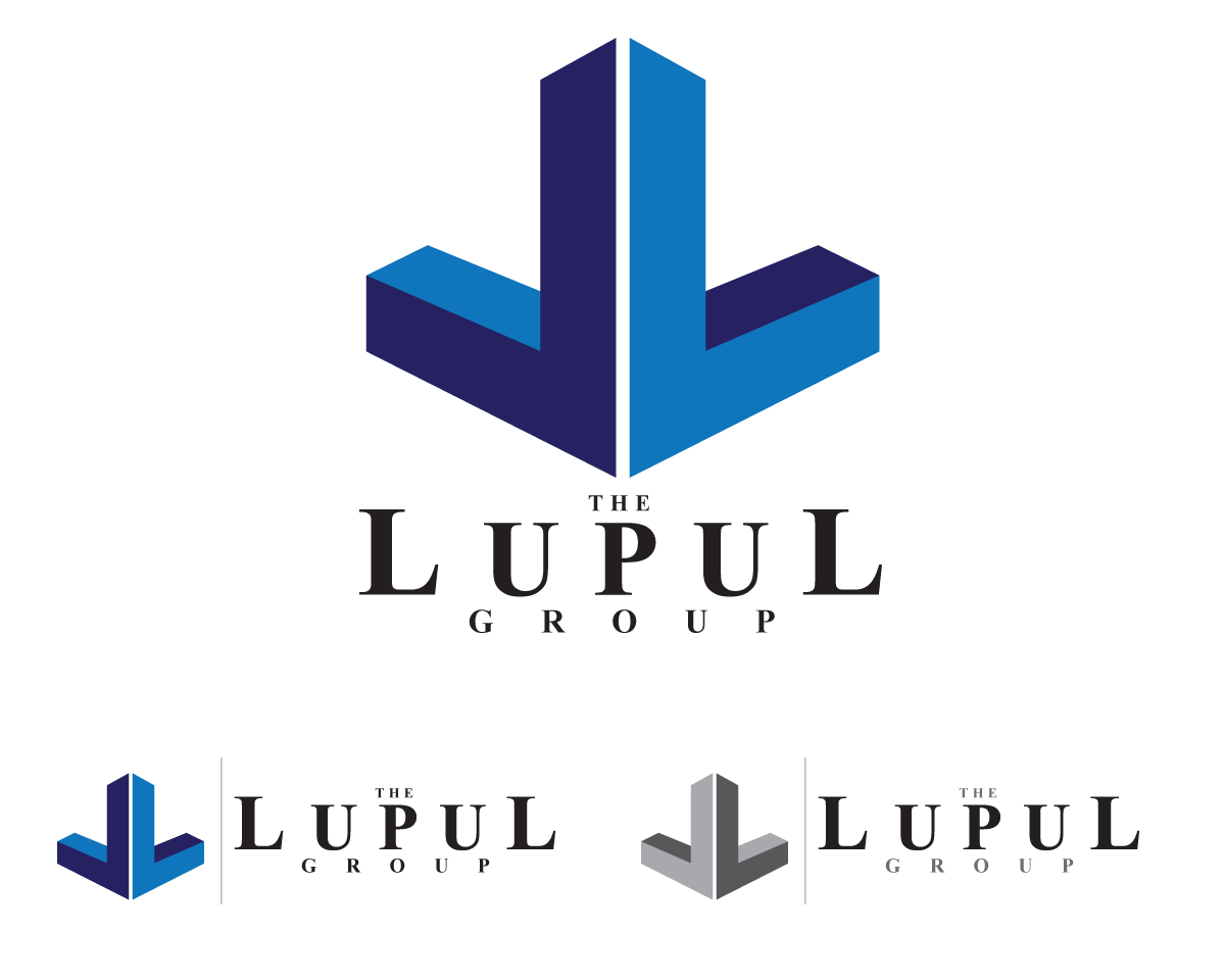 Logo Design by iclanproduction - Entry No. 262 in the Logo Design Contest Logo Design for: The Lupul Group.