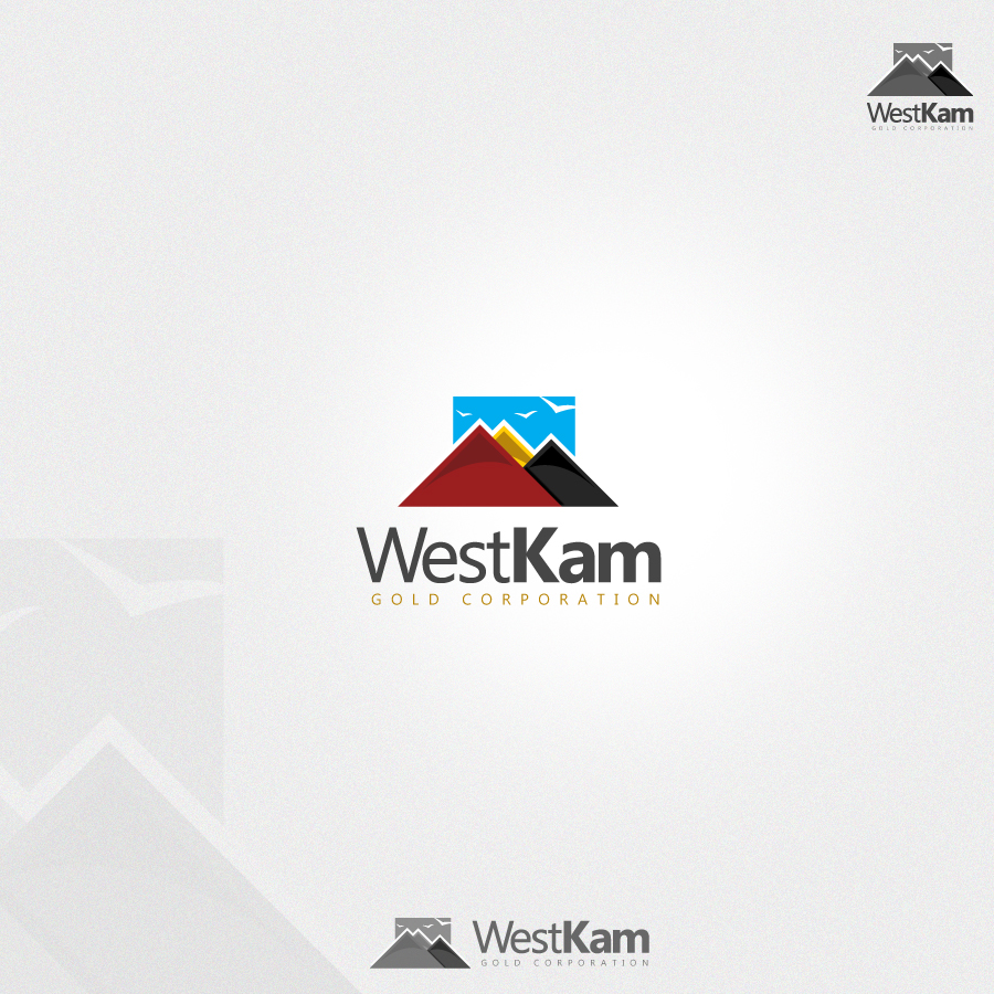 Logo Design by rockpinoy - Entry No. 93 in the Logo Design Contest New Logo Design for WestKam Gold Corp..