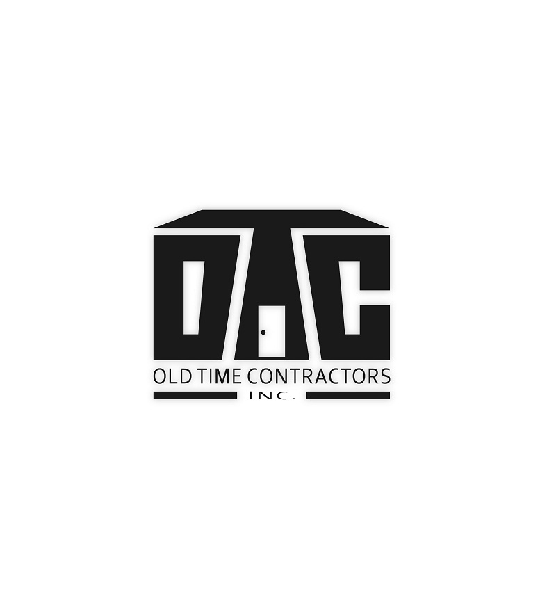 Logo Design by kowreck - Entry No. 51 in the Logo Design Contest Old Time Contractors, Inc. (new brand:  OTC, Inc.) Logo Design.