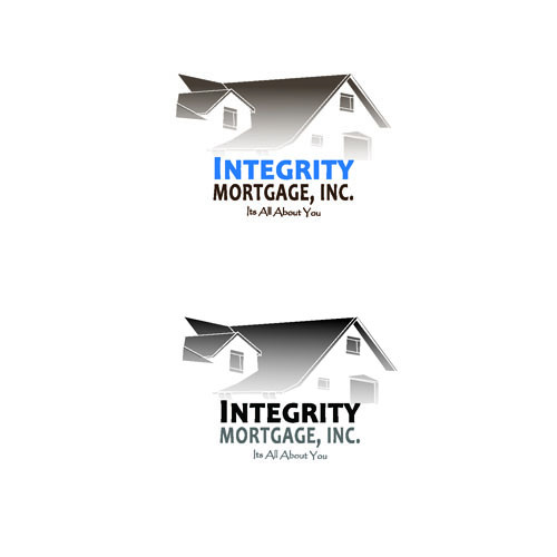 Logo Design by Deborah Wise - Entry No. 106 in the Logo Design Contest Integrity Mortgage Inc.