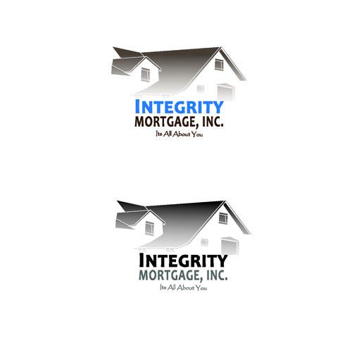 Logo Design by Deborah Wise - Entry No. 106 in the Logo Design Contest Integrity Mortgage Inc.