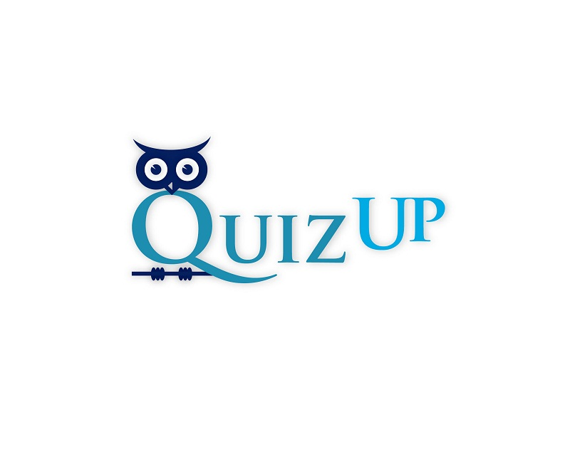 Logo Design by kowreck - Entry No. 17 in the Logo Design Contest Logo Design for QuizUp app.