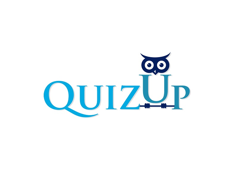 Logo Design by kowreck - Entry No. 18 in the Logo Design Contest Logo Design for QuizUp app.