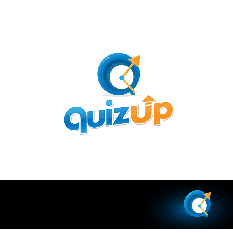Logo Design by zesthar - Entry No. 20 in the Logo Design Contest Logo Design for QuizUp app.