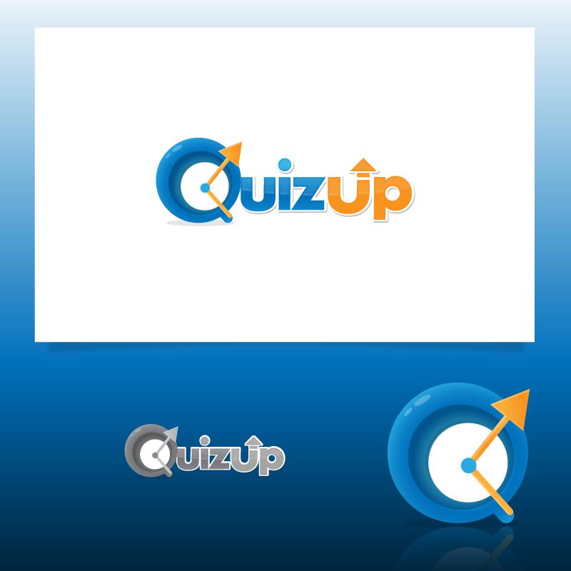 Logo Design by zesthar - Entry No. 21 in the Logo Design Contest Logo Design for QuizUp app.