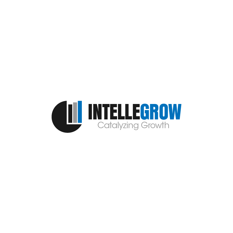 Logo Design by zesthar - Entry No. 166 in the Logo Design Contest Logo Design Needed for Exciting New Company IntelleGrow Finance Pvt. Ltd..