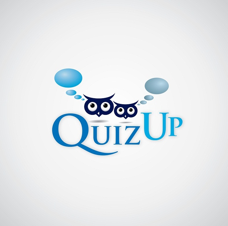 Logo Design by kowreck - Entry No. 25 in the Logo Design Contest Logo Design for QuizUp app.