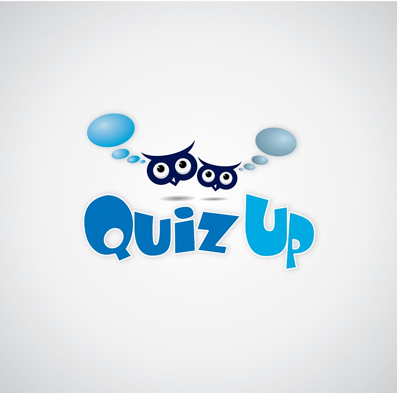 Logo Design by kowreck - Entry No. 26 in the Logo Design Contest Logo Design for QuizUp app.