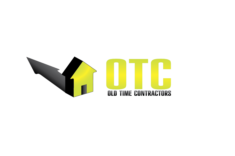 Logo Design by Moin Javed - Entry No. 63 in the Logo Design Contest Old Time Contractors, Inc. (new brand:  OTC, Inc.) Logo Design.