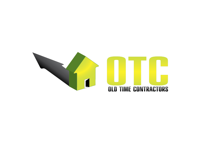 Logo Design by Moin Javed - Entry No. 64 in the Logo Design Contest Old Time Contractors, Inc. (new brand:  OTC, Inc.) Logo Design.